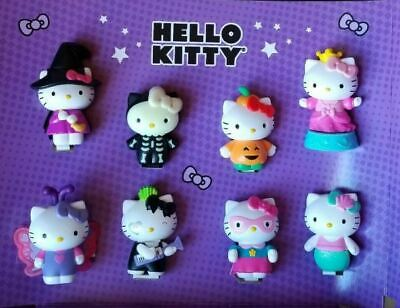 McDonald's 2019 Hello Kitty Complete Set of 8 Happy Meal Toys - QUICK SHIPPING