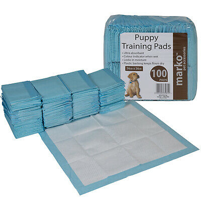 Puppy Training Pads Dog Extra Large Wee Floor Toilet Mats Cat Pee 56cm x 56cm