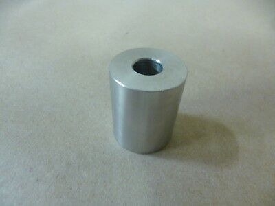 """5/16"""" Id X 1"""" Od X 1"""" Tall Stainless Steel Standoff / Spacer / Bushing"""