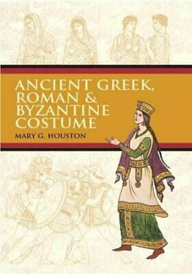 NEW - Ancient Greek, Roman & Byzantine Costume (Dover Fashion and Costumes)