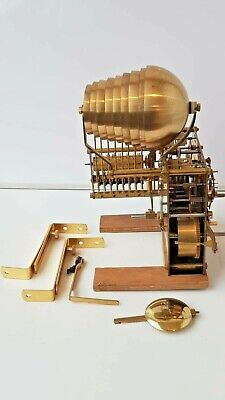 8 Bells Musical Triple Chime Bracket Clock Movement Kieninger