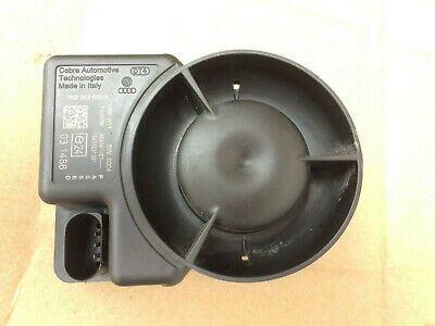 2010 VW SCIROCCO Alarm Siren Fully Tested & Working fine   1K8951605A