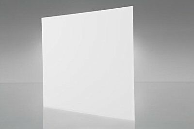 40 x 40 x 1//8 White Translucent 32/% Falken Design Acrylic Plexiglass Sheet 7328