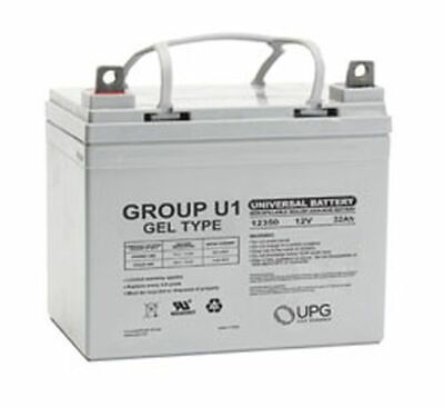 Replacement Battery For Toro 267-H, 310 10 Hp 12V
