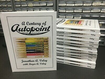 NEW RELEASE - A Century of Autopoint by Jonathan Veley