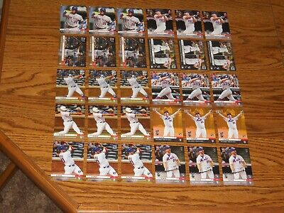 30 lot 2019 Topps Now Pete Alonso RC MOW-22 705 744 755 HRD-2B M-JUN JUL  3 each