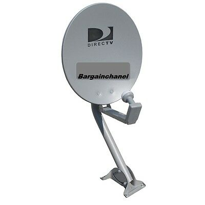 Directv 18-Inch KU Satellite Dish Antenna FOR HOME,TAILGATE AND CAMPERS
