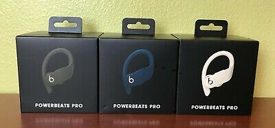 Beats by Dre Powerbeats Pro Wireless colors Moss, ivory, black & navy available