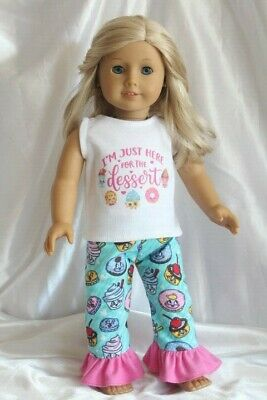 Dress Outfit fits 18 inch American Girl Doll Clothes Lot C