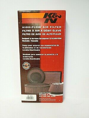 97-06 JEEP TJ 4.0L 33-2114 K/&N Air Filter For 96-06 JEEP WRANGLER