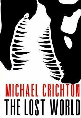 The Lost World by Michael Crichton (1995, Hardcover) FIRST EDITION - NEW