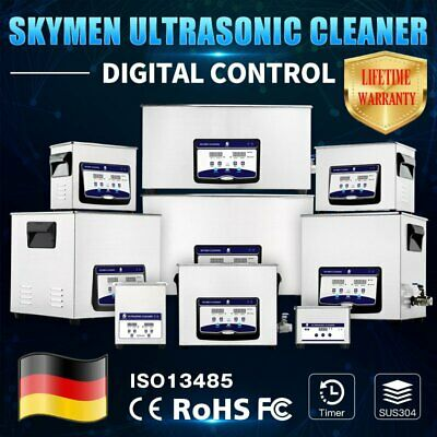 Ultraschallreinigungsgerät Ultraschallreiniger Ultrasonic Cleaner + Korb 0.8~30L