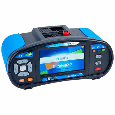 Metrel MI3152-S XC Installation Tester - Touch-screen with Autosequence