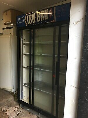 Commercial Style Chiller Display Fridge Cabinet