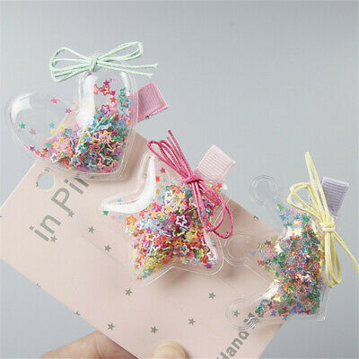 New arrival Children cute bow Hair Pin baby girl's lovely BB Clip Hairpins Hair