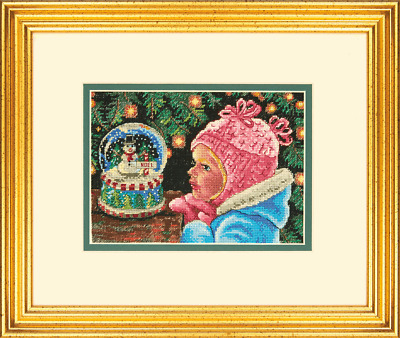 art 80-04 fairy Cross Stitch Kit I grant your wishes
