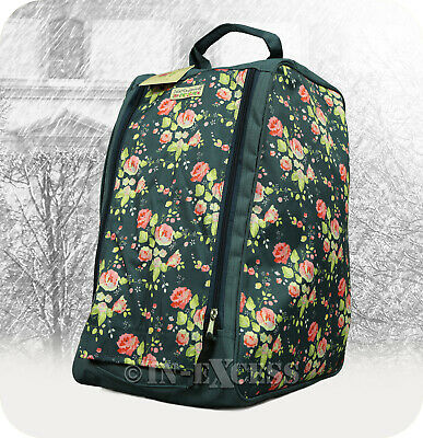 Briers Stylish Julie Dodsworth Floral Wellington Walking Boot Storage Bag (986)