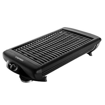 Chefman Smokeless Indoor Electric Grill XL Non-Stick Extra Large Surface with Te