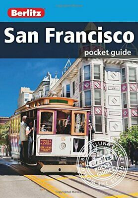 Berlitz Pocket Guide San Francisco (Travel Guide) by Berlitz Publishing Book The