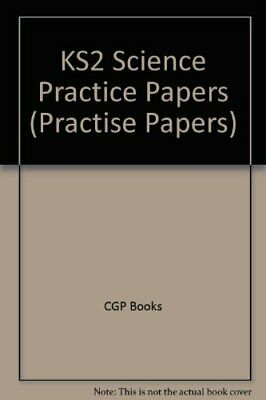 Science SATS Practice Papers - Bookshop KS2 (Practise ... by CGP Books Paperback