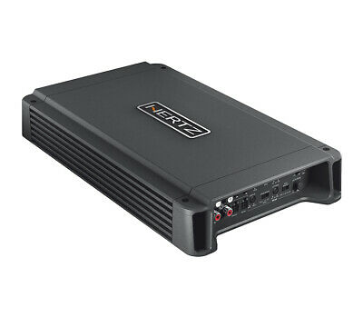 Hertz Compact Power HCP  4 AB-Class Four Channel Amplifier