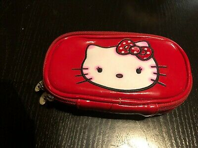 Hello kitty purse, for girls, bright red by Sanrio very good condition