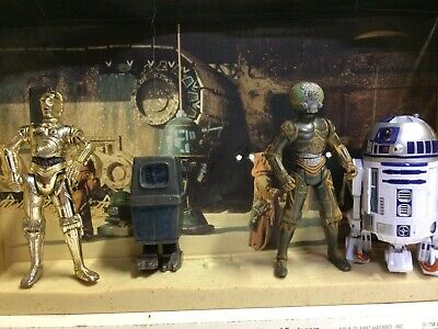 Star Wars Power of the Force Purchase of the Droids /W Gonk, Jawa, C3PO, 4Lom