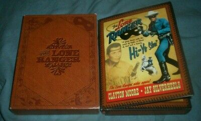 The Lone Ranger 4 Disc/Volume Boxed DVD Set