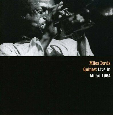 Miles Davis - Live in Milan - Miles Davis CD EEVG The Cheap Fast Free Post The
