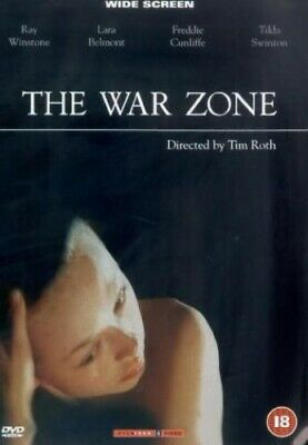 The War Zone [DVD] [1999] - DVD  HTLN The Cheap Fast Free Post