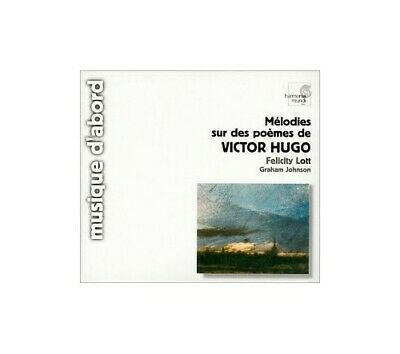 Various Artists - Songs on the poems by Victor Hugo... - Various Artists CD GIVG