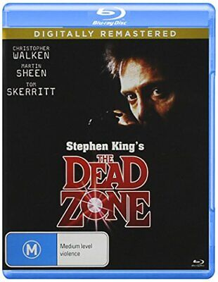 The Dead Zone [Blu-ray] - DVD  8EVG The Cheap Fast Free Post