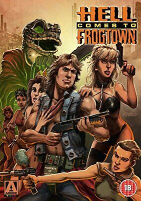 Hell Comes To Frogtown [DVD] - DVD  QLVG The Cheap Fast Free Post