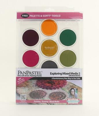 Ultra Soft Artists' Painting Pastels (Donna Downey 2) - Panpastel Free Shipping!