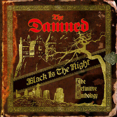 Damned - Black Is The Night: The Definitive Anthology Explicit Version [CD New]