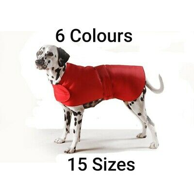 Kosipets Waterproof Dog Coat Pet Outdoor Rain Winter Jacket Warm Reflective