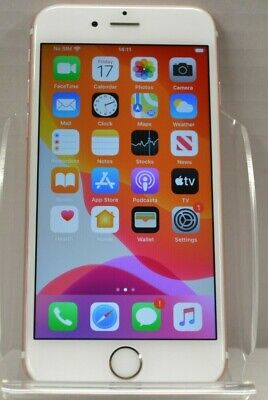 Apple iPhone 6S - 16GB Rose Gold (Unlocked) - *1 Month Warranty*