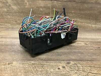 2016 Ford Transit Cargo T250 Cabin Interior Fuse Box Relay Junction 3.5L V6 Oem