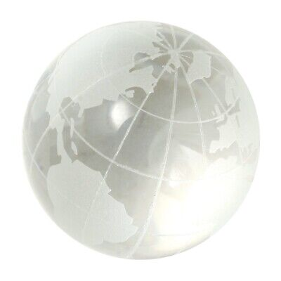 Frosted Earth Marble Globe Education Gift House Of Marbles Christmas Birthday