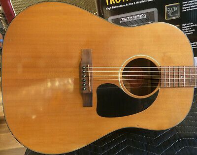 2000 Gibson Working Man WM-45 Natural Finish Acoustic Guitar with Original Case