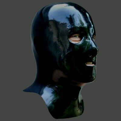 Gimp Latex Full Overhead Mask