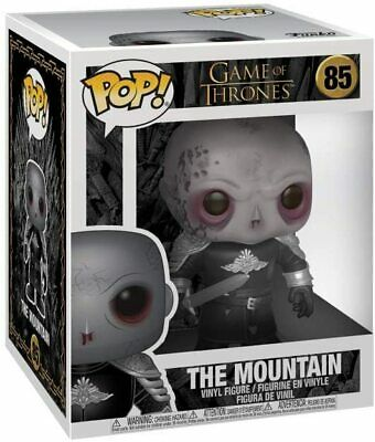 "Funko Pop Game of Thrones - The Mountain (Unmasked) 6"" Vinyl Figure"