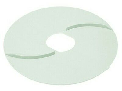 Robot Coupe Reversible Sling Plate 117092 Genuine Part Plastic Ejector Disc