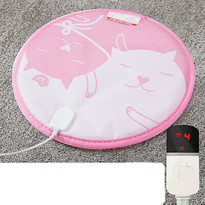 Portable Pet Dog Cat Electric Blanket Warm Keeper Pad Heating Mat Heater