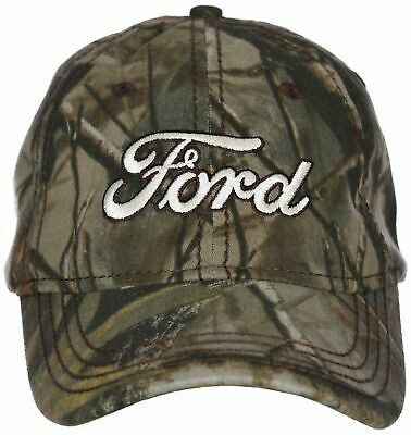 Ford Cap Kappe Ford Motor Company One Size Realtree  Camo Klettverschluß # 3