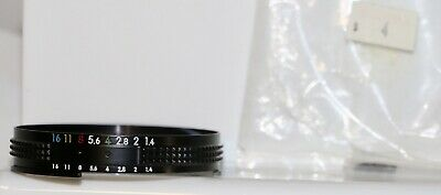 Nikon AI Modification Part Set 4 New For The 50mm f/1.4 NIkkor After SN 3750401