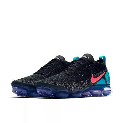 NIKE AIR VAPORMAX FLYKNIT 2 Running Shoes For Men Sneakers 942842-003 Sport