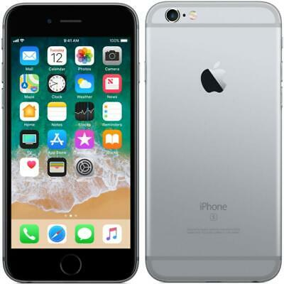 Apple iPhone 6s - 32GB - Gray - GSM Unlocked; AT&T / T-Mobile / Global