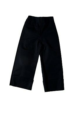 Elle Girls Black Trousers Age 4 Years Brand New