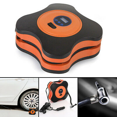 12v Car 150PSI Air Compressor Tyre Auto Portable Electric Digital Inflator Pump